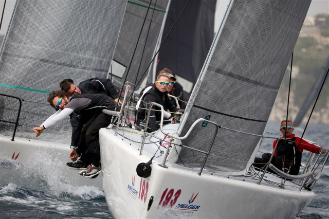 Melges 32 World League. Photos by Max Ranchi