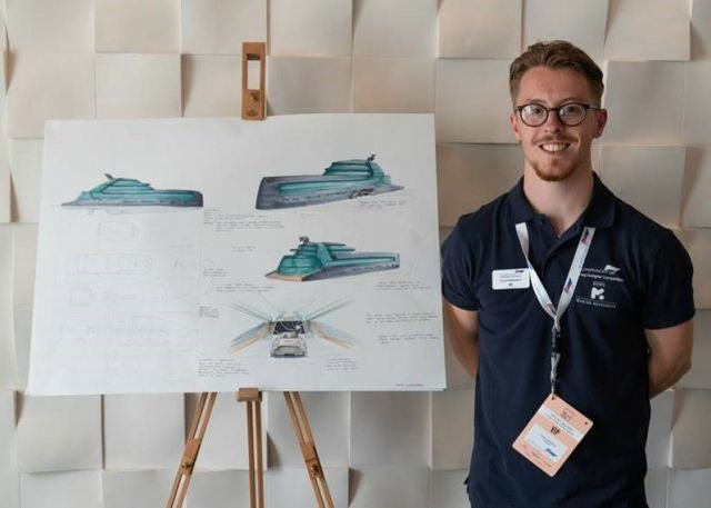 Superyacht Young Designer Winner