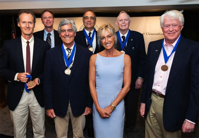 US National Sailing Hall of Fame. Photo by Downtown Photo by Downtown Photo