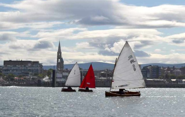 Irish International 12 Championship. Photo from Afloat.ie