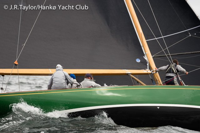 8 Metre Regatta. Photos by James Robinson Taylor