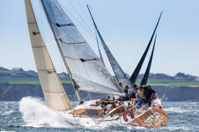 Half Ton Classics Cup Aug 16. Photos by Dave Branigan / Oceansport