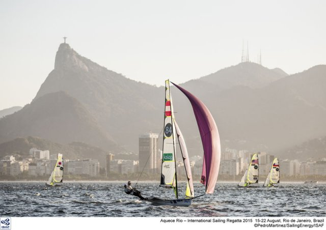 Rio Test Event August 15. Photo by Pedro Martinez