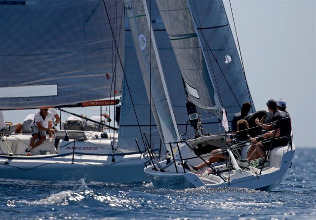 Melges 32 Worlds Aug 24. Photos by Max Ranchi