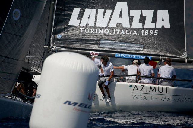 Melges 32 Worlds Final Race. Photos by Max Ranchi
