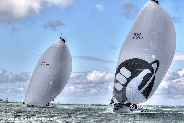Lendy's Cowes Week. Photos by Ingrid Abery