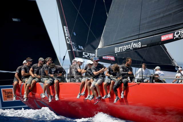 Copa Del Rey MAPFRE August 4. Photos by Max Ranchi