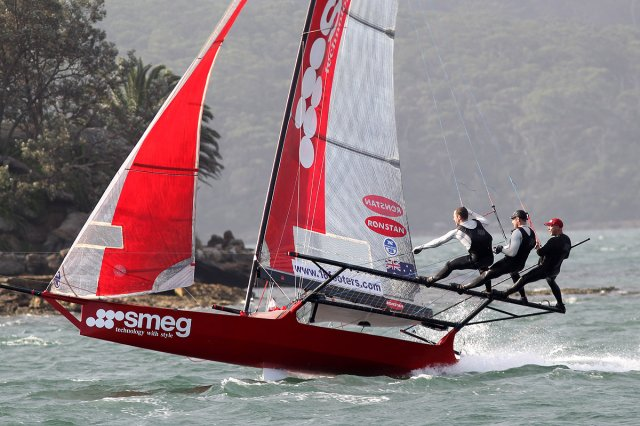 JJ Giltinan Race 2. Photos by Frank Quealey