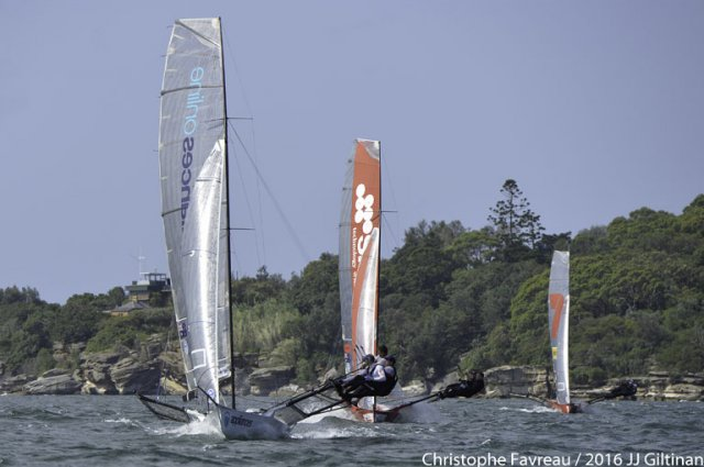 JJ GIltinan Race 3. Photo by Christophe Favreau