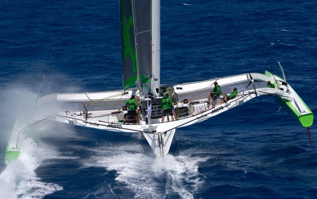 Phaedo at RORC Caribbean 600 Start
