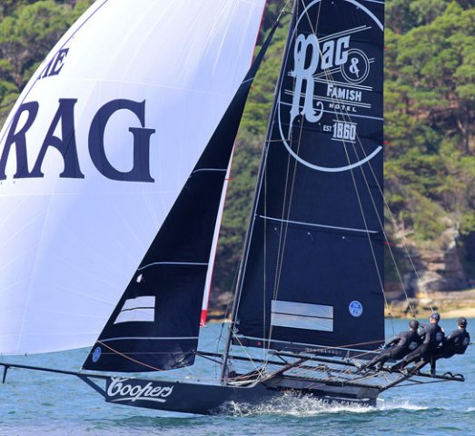 18 Skiff NSW Race 4 and 5
