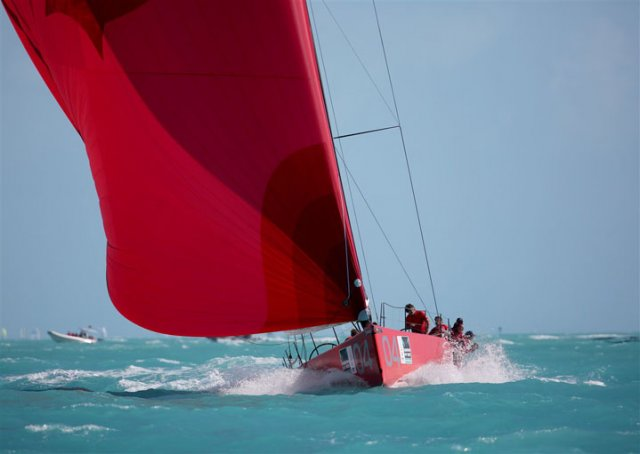 TP52 at Quantum Key West. Photos by Max Ranchi