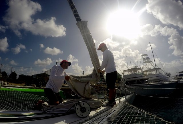 Phaedo 3 Barbados Race