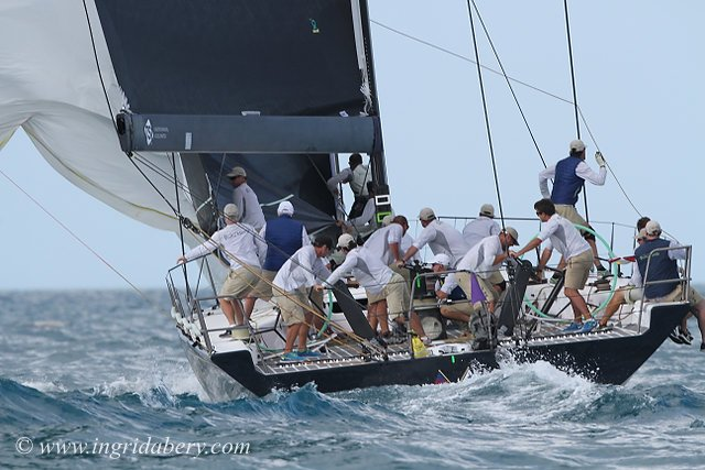 Key West Race Week Jan 22. Photo by Ingrid Abery.