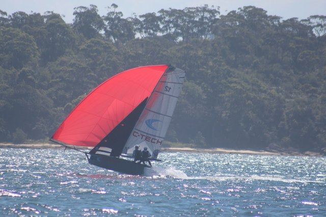 12 Foot Skiff Interdominion. Photo by Vita Williams.