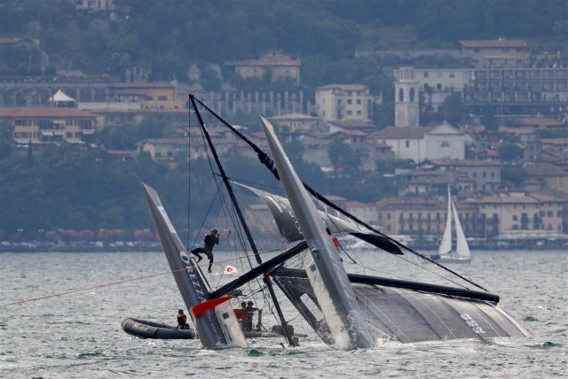 GC32 Garda Second Day. Photos by Max Ranchi
