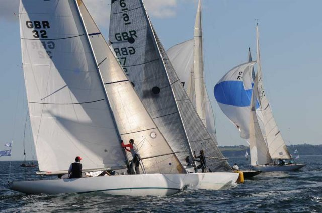 Six Metre European Championship Photos by Lee Whitehead