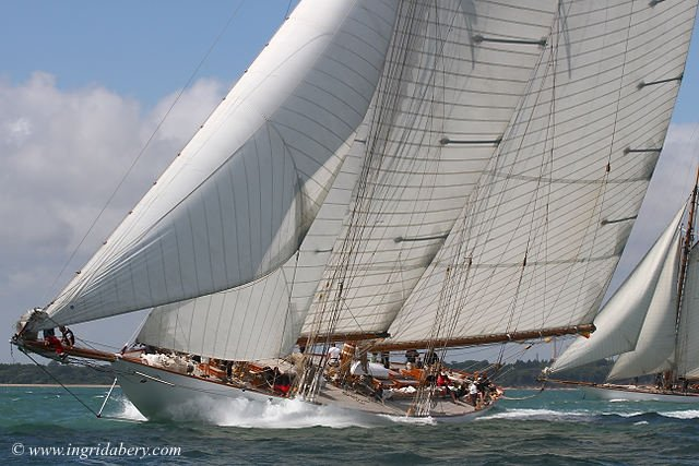 Panerai Classic Yacht Regatta. Photos by Ingrid Abery