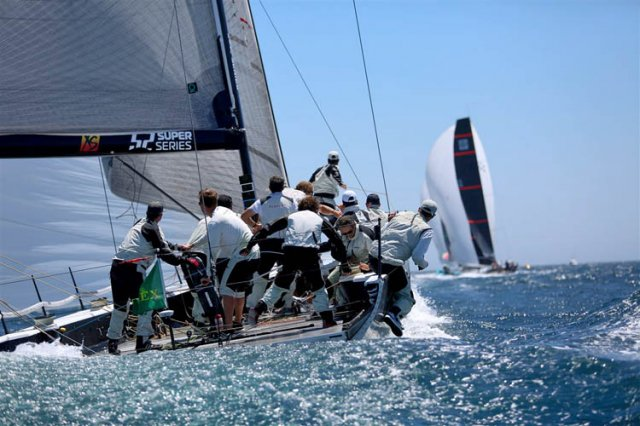 TP52 Worlds Final Day. Photos by Max Ranchi