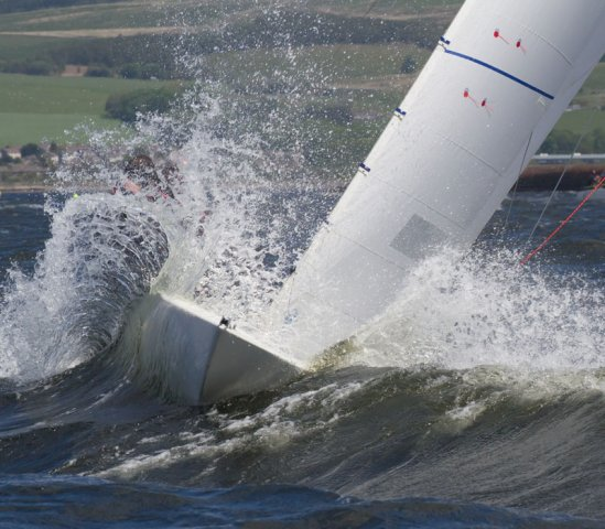 Scottish IRC Championship. Photos by Neill Ross