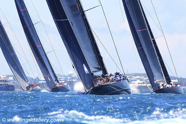 Superyacht Regatta June 14. Photos by Ingrid Abery
