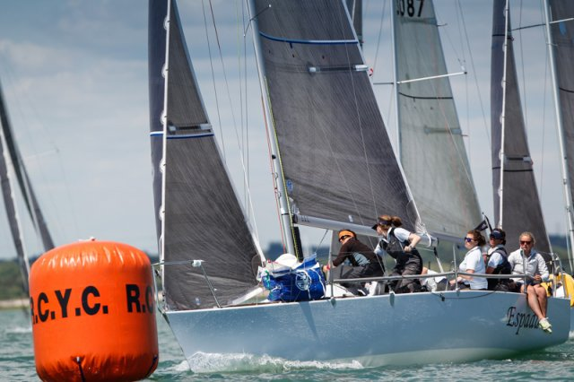 Coutts Quarter Ton Cup: Photos by Paul Wyeth