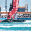 America's Cup Finals June 26. Photos by Ingrid Abery
