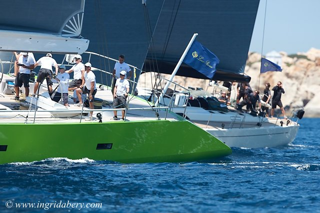 Loro Piana Superyacht Regatta. Photos by Ingrid Abery