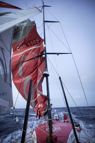 Dongfeng Dismasted