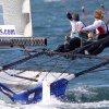 18ft Skiffs: Club Championship, Race 12