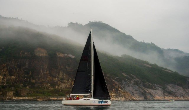 Rolex China Sea Race. Photos by RHKYC / Aitor Alcalde.