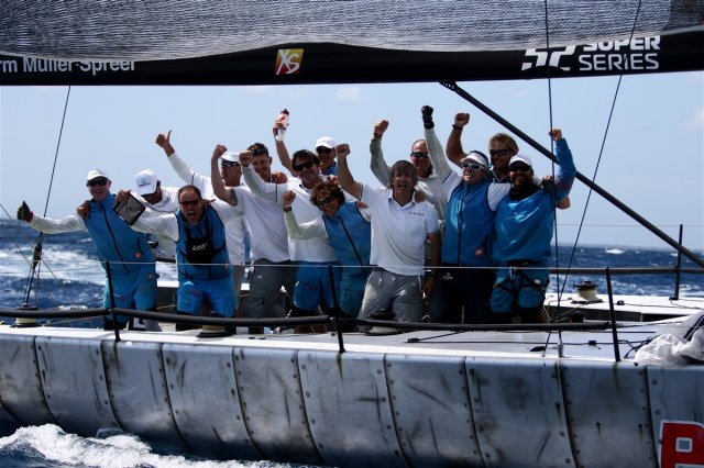 TP52 Worlds Final Race. Photos by Max Ranchi