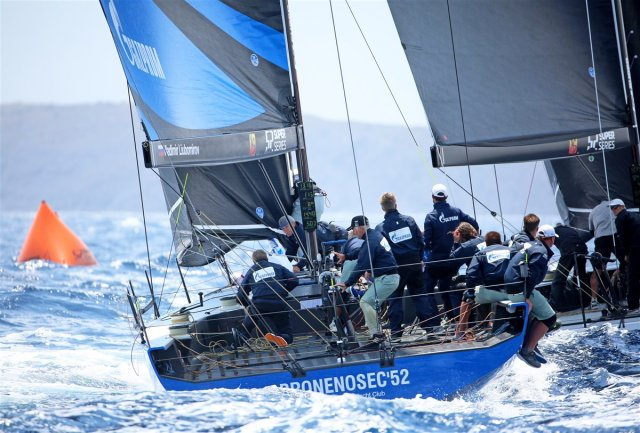 Menorca 52 Super Series Sailing Week Final Day. Photo by Max Ranchi