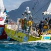 Clipper Race 3 Start