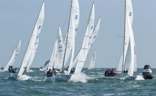 Etchells Worlds. Photos by Guy Nowell