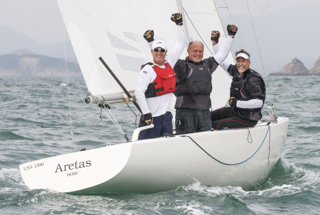 Etchells Worlds Final Day. Photos by Guy Nowell