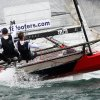 18ft Skiffs Spring Championship, Race 1