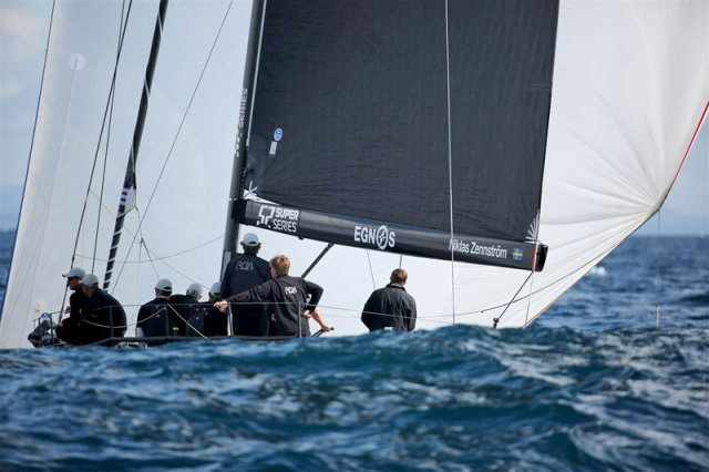 TP52 Cascais. Photos by Max Ranchi