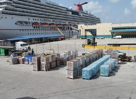 Sevenstar Yacht Transport - A helping hand in the Caribbean