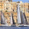 Rolex Middle Sea Race Start. Photos by Ingrid Abery