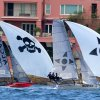 18 Skiffs. Photos by Frank Quealey