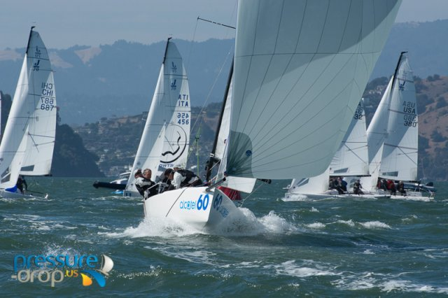 J70 Worlds Sept 29. Photos by Erik Simonson
