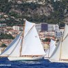 Ester at Monaco Classic Week. Photos by Ingrid Abery