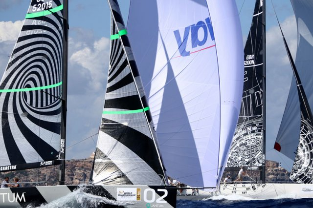 TP52 Worlds. Photos by Max Ranchi