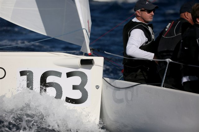J/70 Worlds. Photos by Max Ranchi