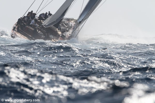 Voiles St. Tropez. Photo by Ingrid Abery.