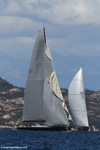 Maxi Yacht Rolex Cup. Photos by Ingrid Abery.