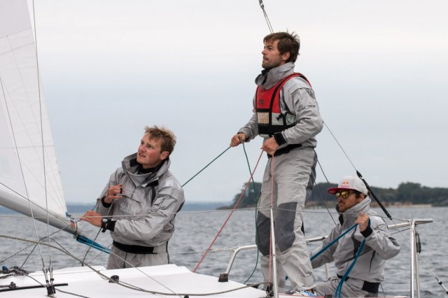 J24 Worlds Sept 3. Photos by Pepe Hartmann
