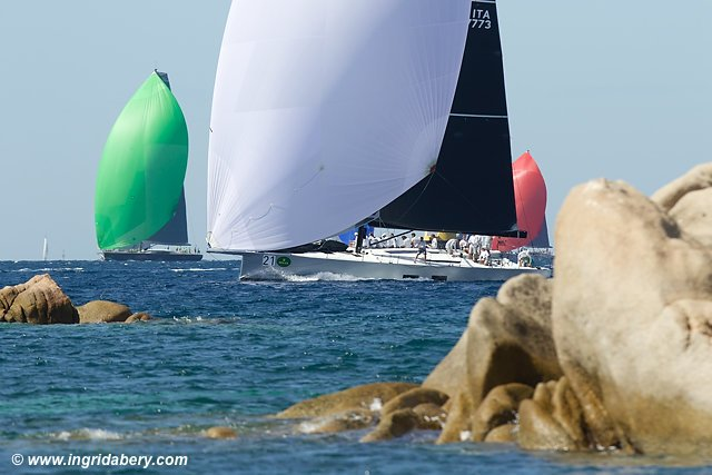 Maxi Yacht Rolex Cup. Photos by Ingrid Abery