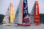 Team Brunel wins inport race